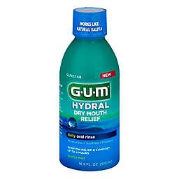 GUM® 16.9 oz. Hydral Oral Rinse