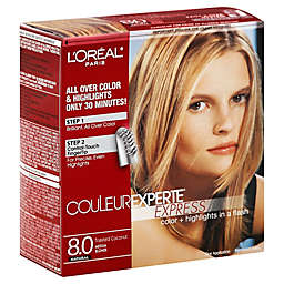 L'Oreal® Paris Couleur Experte® Hair Color + Highlights in 8.0 Toasted Coconut
