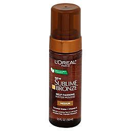 L'Oreal® Paris Sublime Bronze™ 5 fl. oz. Self-Tanning Water Mousse