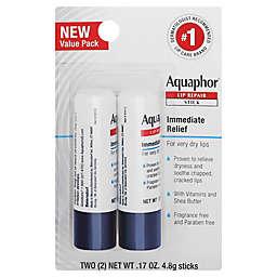 Aquaphor® 2-Pack 0.17 oz. Lip Repair Sticks