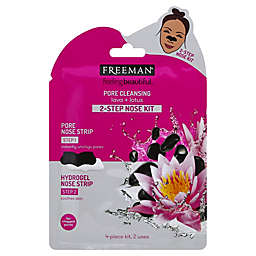 Freeman® Pore Cleansing Lava and Lotus 2-Step Nose Kit