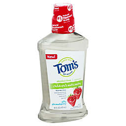 Tom's of Maine® 16 oz. Kid's Anticavity Mouth Rinse in Silly Strawberry