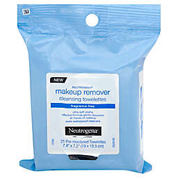 Neutrogena® 21-Count Fragrance-Free Makeup Remover Cleansing Towelettes