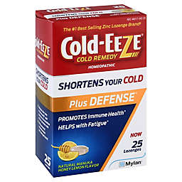 Cold-EEZE® Plus Defense 25-Count Lozenges in Manuka Honey Lemon