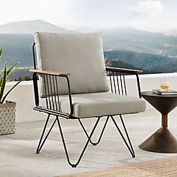 Forest Gate™ Modern Hairpin Patio Chair
