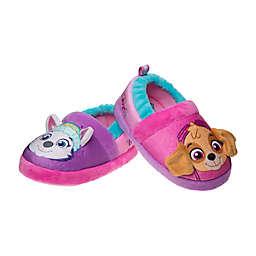 Nickelodeon® Size 11-12 Paw Patrol Slippers in Pink/Purple