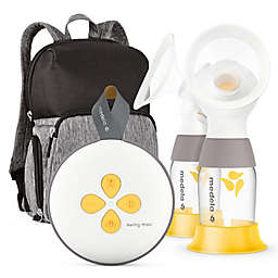 Medela® Swing Maxi™ Double Electric Breast Pump in White
