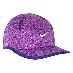 Nike® Infant Graphic Feather Light Cap in Purple