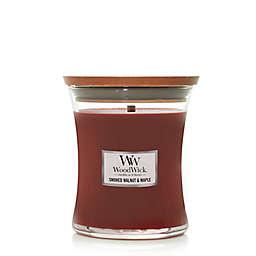WoodWick® Smoked Walnut & Maple Medium Hourglass Candle