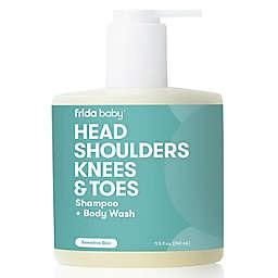 Fridababy® Head, Shoulders, Knees & Toes 8 fl. oz. Tear-Free Shampoo and Body Wash