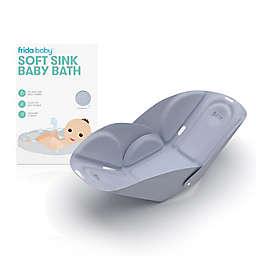 Fridababy® Soft Sink Baby Bath Tub in Light Grey