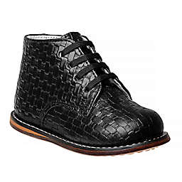 Josmo Shoes® Full Woven Walking Shoe in Black