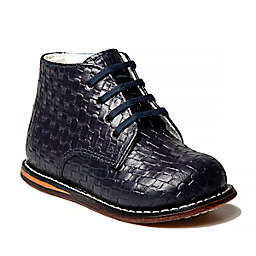 Josmo Shoes® Full Woven Walking Shoe in Navy