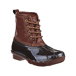 Josmos Shoes Size 6M Unisex Winter Duck Boot in Brown