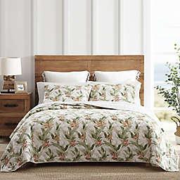 Tommy Bahama® Hawaiian Royal Quilt Set in Sage