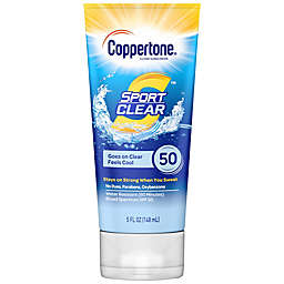 Coppertone® 5 oz. Sport Clear SPF 50 Lotion