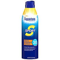 Coppertone® 5.5 oz. Sport Sunscreen Spray SPF 30