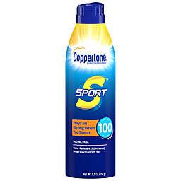 Coppertone® 5.5 oz. Sport SPF 100 Sunscreen Spray
