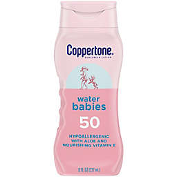 Coppertone® Water Babies® 8 oz. SPF 50 Sunscreen Lotion