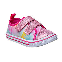 Laura Ashley® Size 6 Canvas Sneaker in Pink/Multi