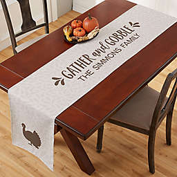 Gather and Gobble Table Runner