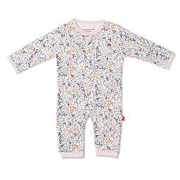 Magnetic Me® by Magnificent Baby Sheffield Coverall in Peach