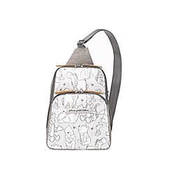 Petunia Pickle Bottom® Disney® Criss-Cross Sling Diaper Crossbody Bag in Playful Pooh