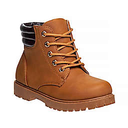 Rugged Bear Lace-Up Unisex Casual Boot