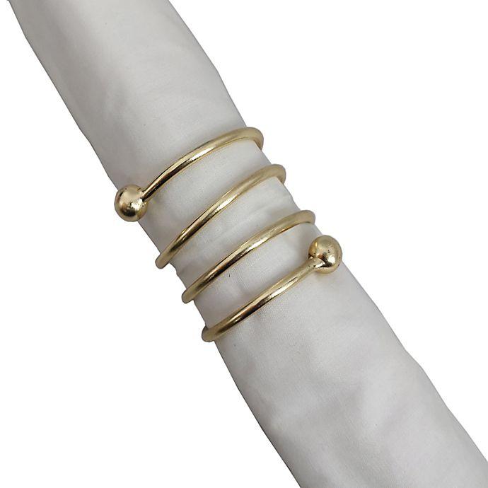 Alternate image 1 for Studio 3B™ Spiral Napkin Ring