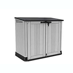 Keter Store-It-Out Prime Storage Shed in Grey