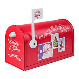 Mr. Christmas® Santa's Enchanted Mailbox™ Kit in Red