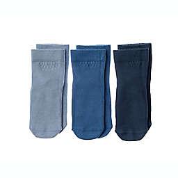 Squid Socks® 3-Pack Colby Socks in Multi/Blue