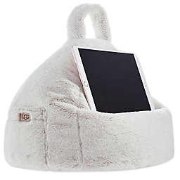 UGG® Dawson Tipped Faux Fur Tablet Pouf