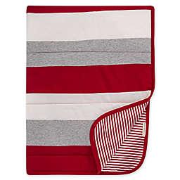 Burt's Bees Baby® Jumbo Stripe Reversible Blanket