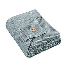 UGG® Summer Knit Throw Blanket in Succulent