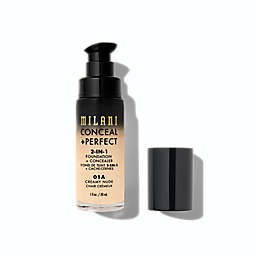 Milani 2-in-1 Conceal + Perfect Foundation in Creamy Nude