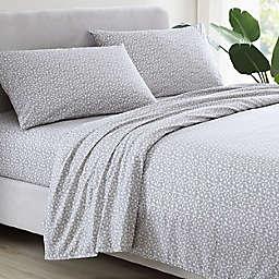 marimekko® Pikkuinen Unikko Full Sheet Set in Grey