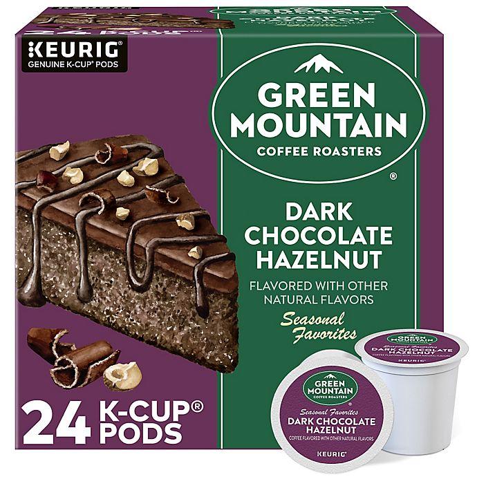 Alternate image 1 for Green Mountain Coffee® Dark Chocolate Hazelnut Keurig® K-Cup® Pods 24-Count