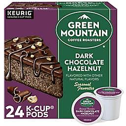 Green Mountain Coffee® Dark Chocolate Hazelnut Keurig® K-Cup® Pods 24-Count