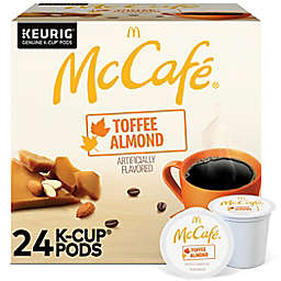 McCafe® Toffee Almond Keurig® K-Cup® Pods 24-Count