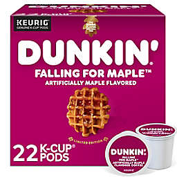 Dunkin'® Fallin' for Maple Coffee Keurig® K-Cup® Pods 22-Count