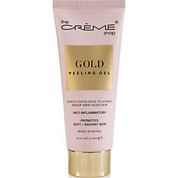 The Crème® Shop 3.38 oz. Gold Chemical Peeling Gel