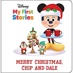 Disney® My First Story Merry Christmas Chip and Dale Children's Book