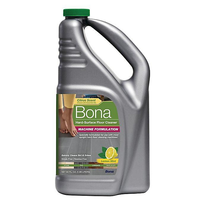 Alternate image 1 for Bona® Hard Surface Floor Cleaner Machine Formulation 64 oz.