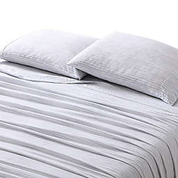 Azalea Skye® Oshun Washed Cotton Full Sheet Set in Grey