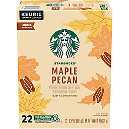 Starbucks® Maple Pecan Coffee Keurig® K-Cup® Pods 22-Count
