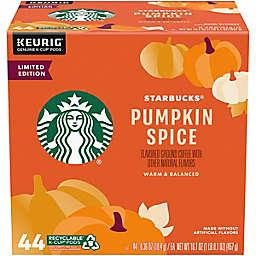 Starbucks® Fall Harvest Coffee Selections
