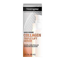 Neotrogena® 1 oz. Rapid Firming Collagen Triple Lift Face Serum