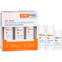 Acne Free® Oil Free 24-Hour Acne Clearing System