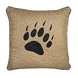 Donna Sharp® Bear Walk Plaid Square Throw Pillow